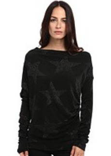 Vivienne Westwood Anglomania L/S New Drape Top