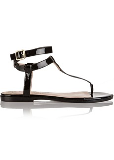 Vivienne Westwood Anglomania Margie patent leather sandals