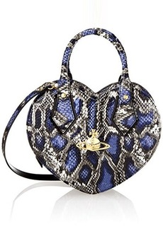 Vivienne Westwood Frilly Snake Travel Tote