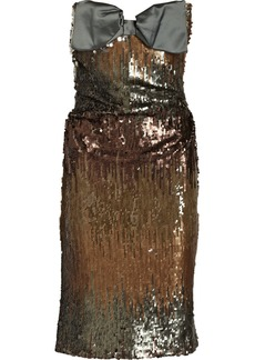 Vivienne Westwood Red Label Sequined knitted dress