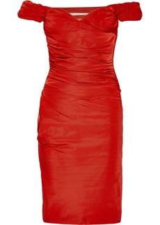 Vivienne Westwood Red Label Taffeta corset dress