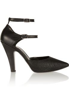 Vivienne Westwood Textured-leather pumps