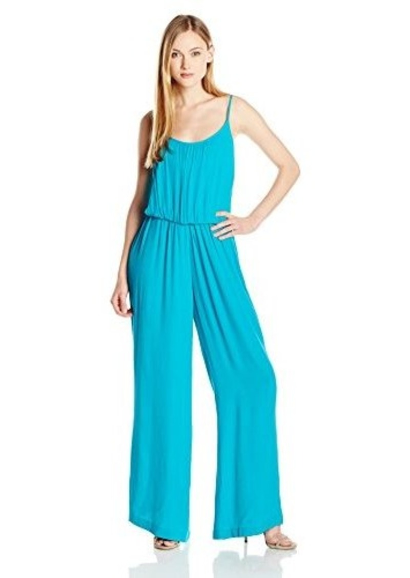 Model New Women39s Plus Size Turquoise Harem Jumpsuit Romper Sizes 1X 2X 3X