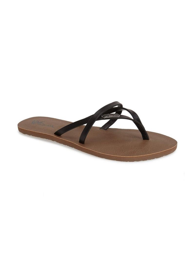 Simple VOLCOM Metropolis Womens Sandals 910193100  Sandals