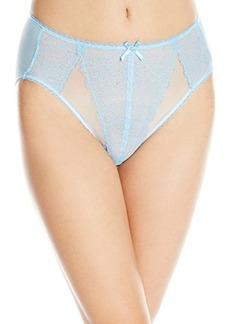 Wacoal Women's Retro Chic High Cut Brief Panty