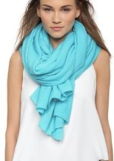 White + Warren Cashmere Travel Scarf