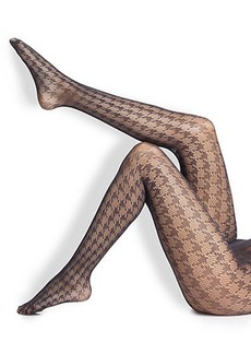 Wolford Pascale Houndstooth Tights