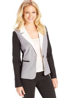 XOXO Colorblock Blazer