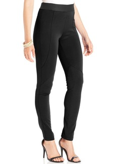 XOXO High-Waist Paneled Leggings