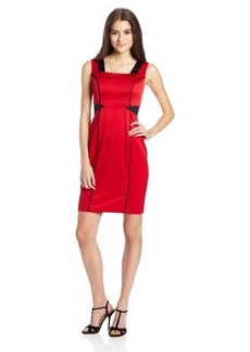 XOXO Juniors Color-Blocked Sheath Dress