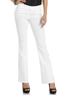 Xoxo Juniors' Curvy Bootcut Pants