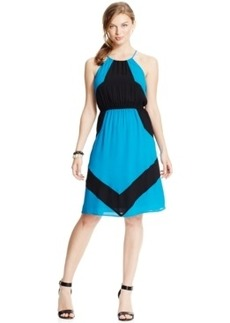 Xoxo Juniors' Geometric Colorblock Dress