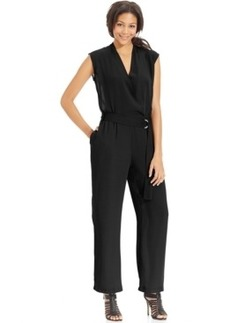 Xoxo Juniors' Mesh-Back Jumpsuit