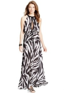 Xoxo Juniors' Printed Maxi Dress