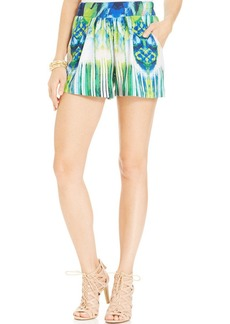 XOXO Juniors' Printed Shorts