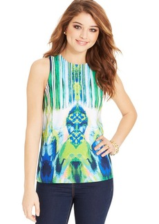 XOXO Juniors' Printed Top