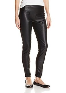 XOXO Juniors Snake Leather Legging