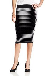 XOXO Juniors Striped Skirt