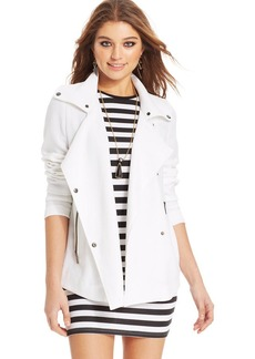 XOXO Juniors' Textured Jacket