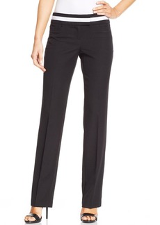 XOXO Juniors' Trimmed Bootcut Pants