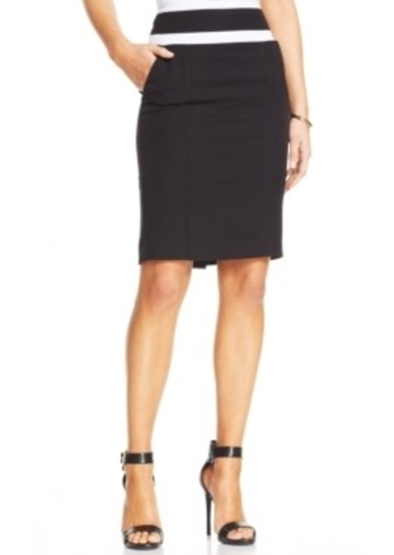 xoxo xoxo juniors trimmed pencil skirt skirts shop it