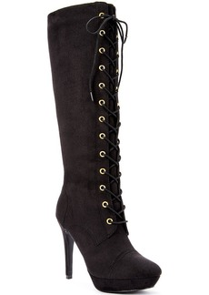 XOXO Normandy Tall Dress Boots