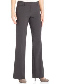 XOXO Pinstripe Wide-Leg Pants