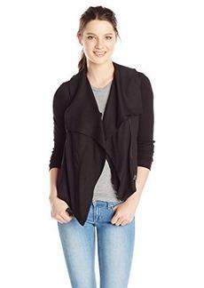 XOXO Women's Drape Front Jacket Reduced