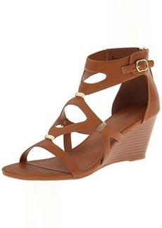 XOXO Women's Sierra Wedge Sandal