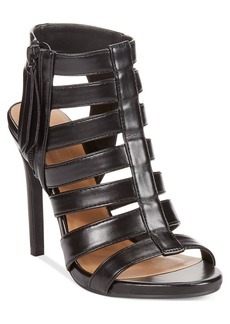 XOXO Wynne Caged Dress Sandals