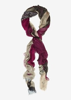 Yigal Azrouel Cubic Girl Scarf