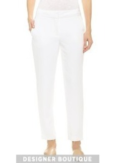 Yigal Azrouel Double Crepe Trousers