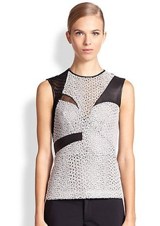 Yigal Azrouel Patchwork Top