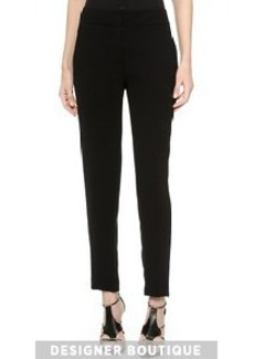 Yigal Azrouel Relaxed Crepe Trousers