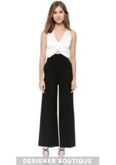 Yigal Azrouel Sleeveless Jumpsuit
