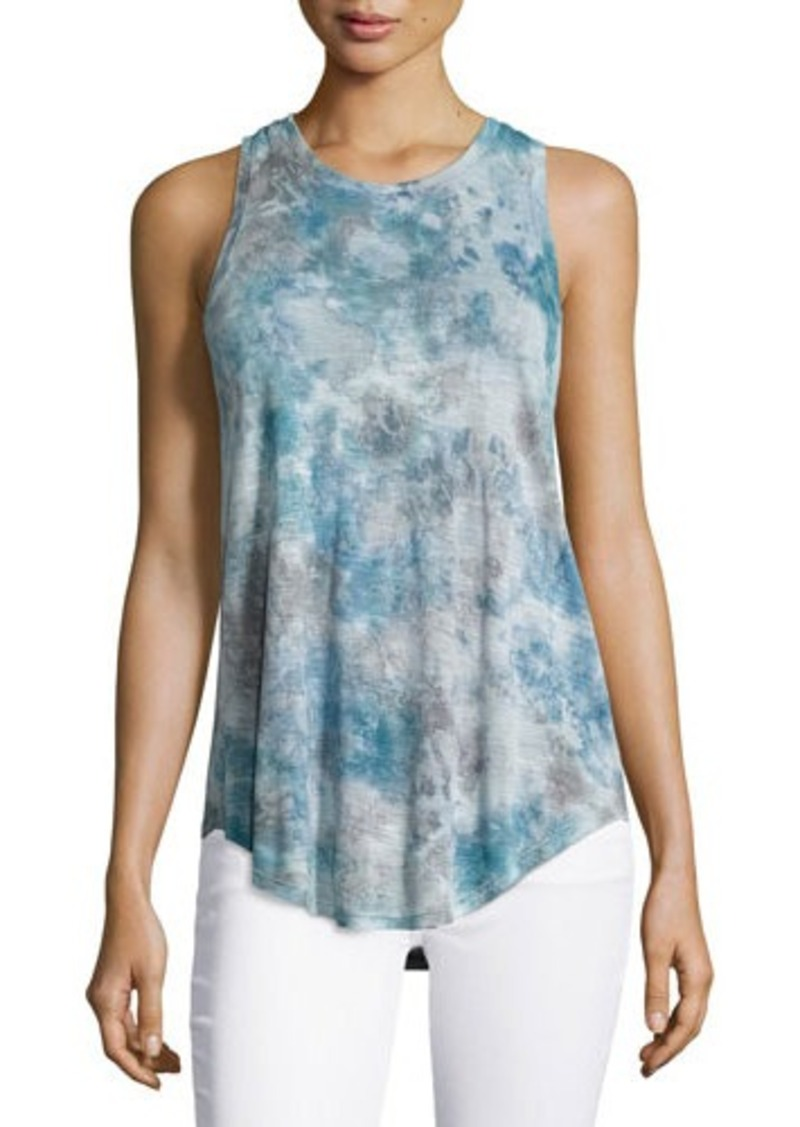 Young fabulous broke young fabulous and broke sleeveless for Tie dye sleeveless shirts