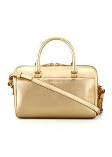 Classic Metallic Duffel 3 Bag, Golden   Classic Metallic Duffel 3 Bag, Golden
