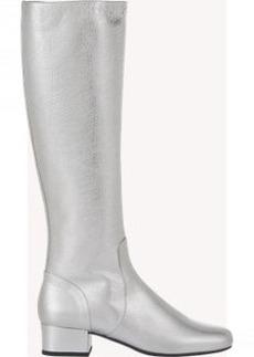 "Saint Laurent ""Babies"" Knee Boots"