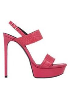 Saint Laurent Bianca Platform Sandals