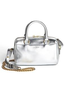 Saint Laurent 'Duffle - Toy' Leather Crossbody Bag