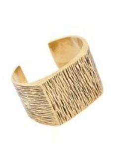 Saint Laurent Grunge Cuff Bracelet