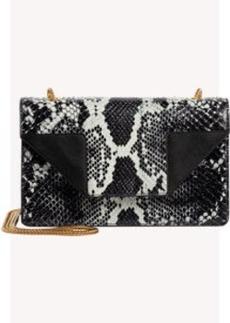 Saint Laurent Mini Python Betty Bag