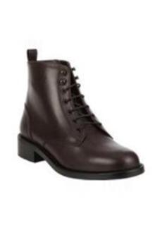 Saint Laurent Patti Lace-Up Boots