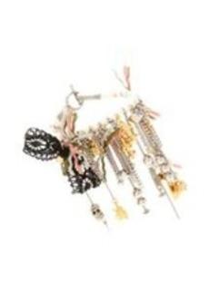 Saint Laurent Pearl Charm Bracelet