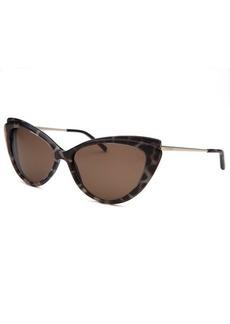 Yves Saint Laurent Women's Cat Eye Multi-Color Sunglasses