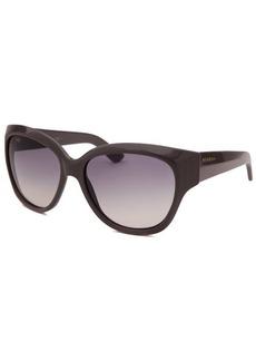 Yves Saint Laurent Women's Square Grey Sunglasses
